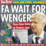 Today's newspaper gossip: Wenger tops FA list for England job; Chelsea lead Batshuayi race