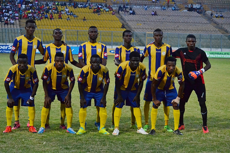 Ghana Premier League Match Report: New Edubiase United 1-0 Medeama SC - Movers enjoy victory over Mauves