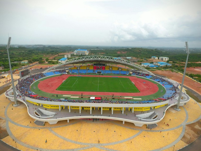 ECG cuts power supply to Cape Coast Sports Stadium over GH¢ 719,792 d debt