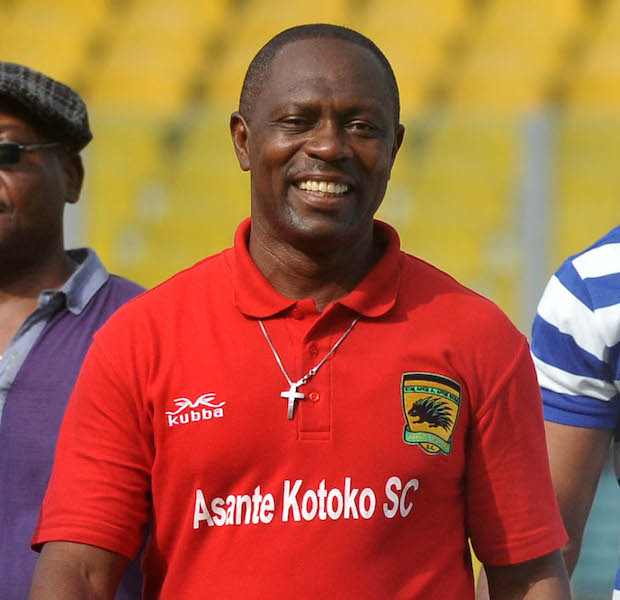 I cried after coach Afranie told me I wasn't fit to wear Asante Kotoko jersey — Opoku Nti