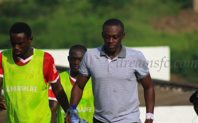 CONFIRMED: Michael Osei confirms he's been sacked by Kotoko