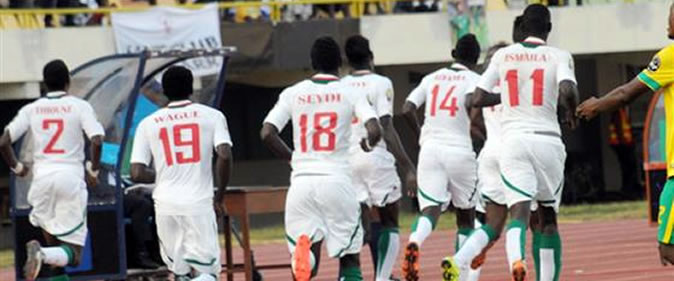 Senegal U20 beat Gambia 2-0 in preparation for Ghana