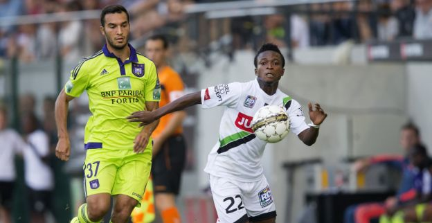 Ghanaian midfielder Samuel Asamoah rejoins AS Eupen for Belgian top-flight football