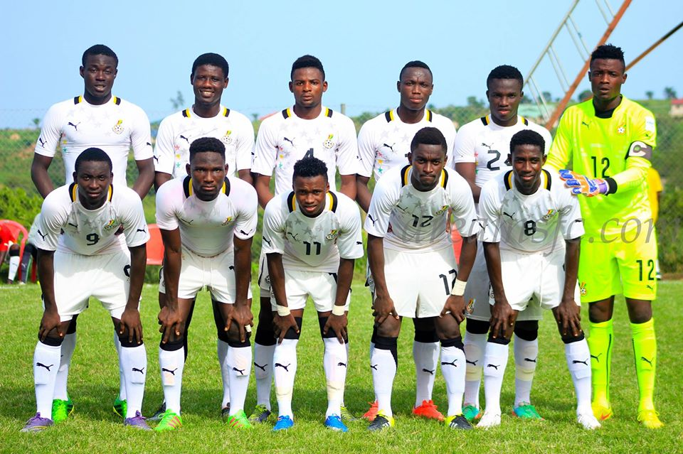 Ghana U20 to play Ethiopia at noon today