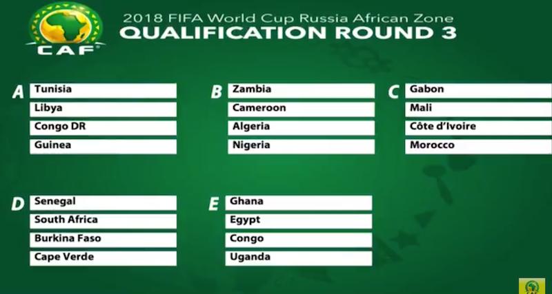 Fifa caf qualification 2018 best asian team fifa 18
