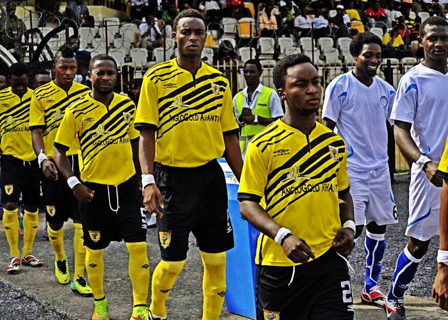 Ghana Premier League Match Report: AshantiGold 2-0 Techiman City FC - Shafiu Mumuni's diamond-gilded brace steers Miners