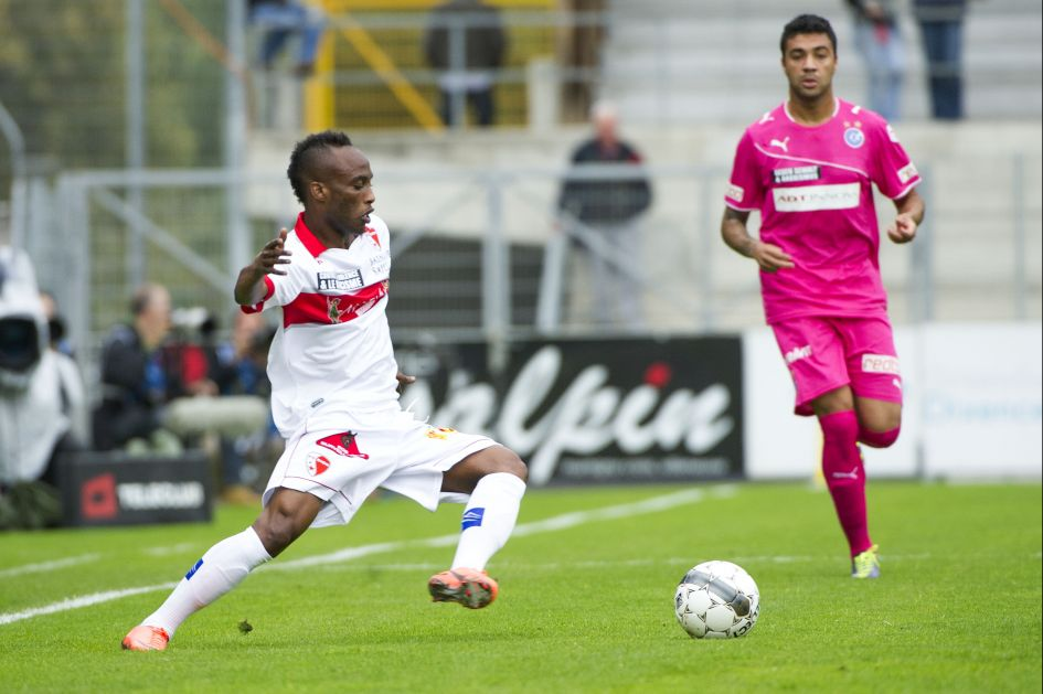 Swiss side Sion recall former Ghana youth star Yartey