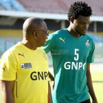 Atletico Madrid star Thomas Partey makes Ghana debut in 2017 AFCON qualifying win