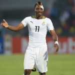 Wakaso reveals Ghana's botched plan to annihilate Mauritius in first-half