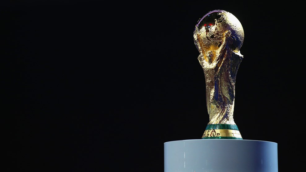 World Cup 2018: Nigeria in 'Group of Death' to face Algeria, Cameroon and Zambia