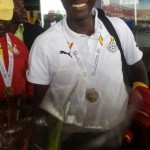 Black Queens coach Yusif Basigi beats Bashiru Hayford to the Coach of the Year award
