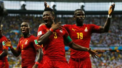 World Cup 2018: Ghana avoid Africa's highest rated sides in today's draw