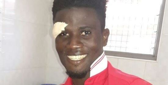 Theophilus Nyame, Evans Quao treated and discharged