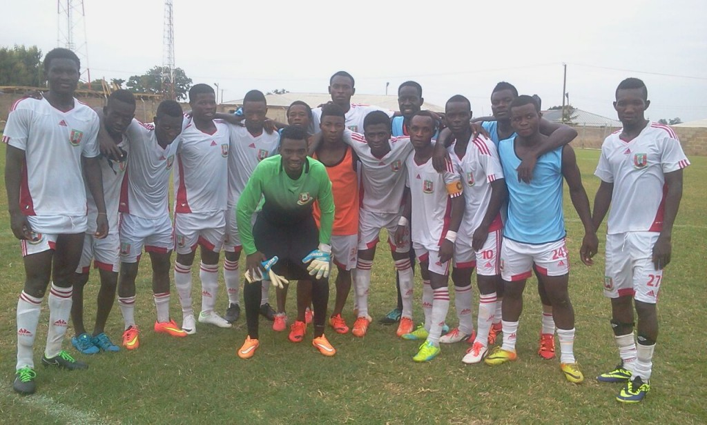Malam Yahaya guides Nzema Kotoko to pip former club King Faisal in DOL game