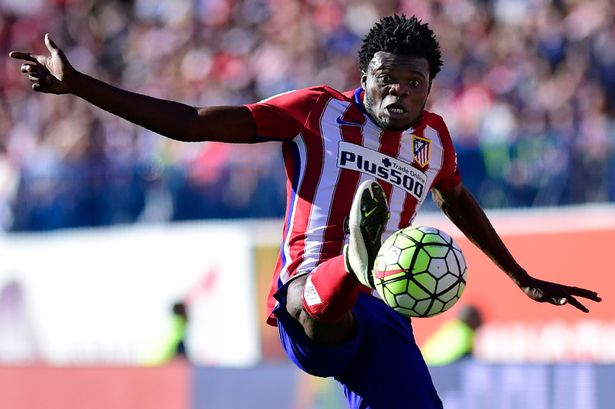 Southampton eyeing Ghana's Thomas Partey as replacement for departed Wanyama