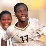 Portia Boakye beats Samira Suleman to SWAG Female Footballer of the year