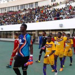 Medeama goalie Muntari Tagoe not disappointed with TP Mazembe defeat