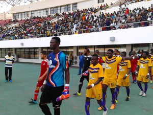 CAF Confederation Cup: Medeama Players apologize for failing to beat MO Bejaia