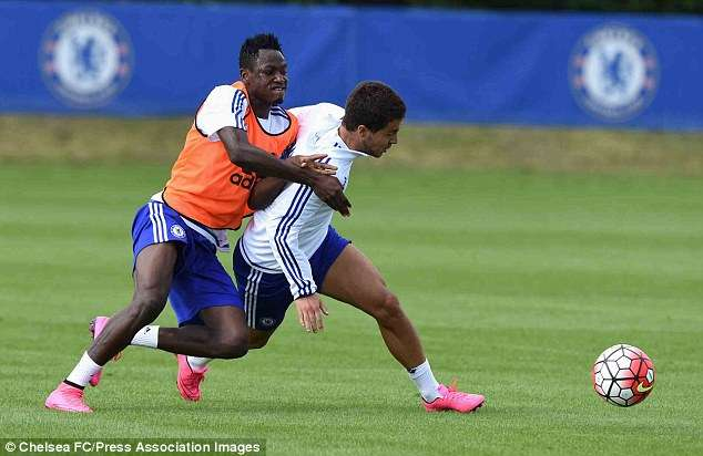 Ghana defender Baba Rahman ready to play under new Chelsea boss