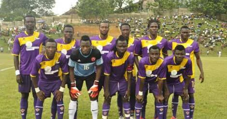 CAF Confederation Cup: Wasteful Medeama held to a draw by MO Bejaia