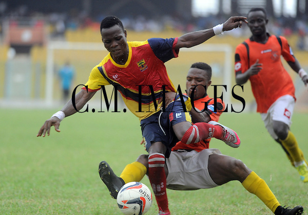 Samudeen Ibrahim reveals Hearts of Oak want to win League title