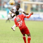 PHOTOS: Asante Kotoko share spoils with Hearts of Oak