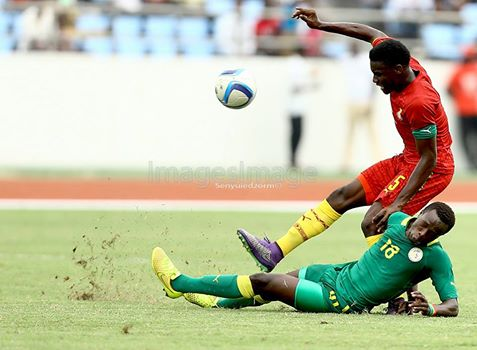 Photos: Black Satellites fail to secure qualification to Africa Youth Championship