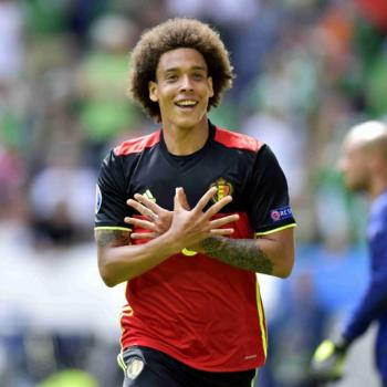 LIVERPOOL to rival EVERTON for Witsel