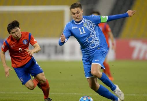 Hot-shot striker Sergeev seals Beijing Guoan loan deal