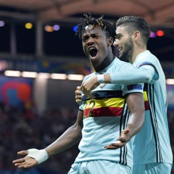 CHELSEA star Batshuayi has a perfect relationship with Conte