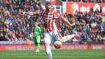 Stoke Forward Marko Arnautovic Close to Transfering to Premier League Rivals Everton
