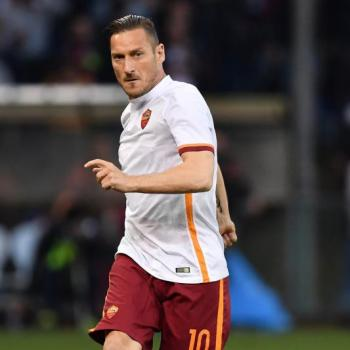 AS ROMA - Totti: \