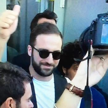JUVENTUS - Higuain arrived this morning in Turin