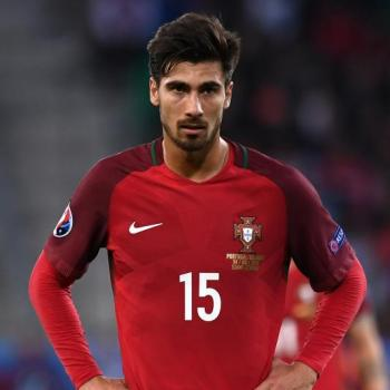 BARCELONA - The presentation of André Gomes