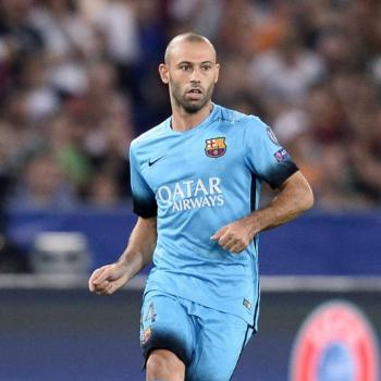 OFFICIAL - BARCELONA: Mascherano extends contract until 2019