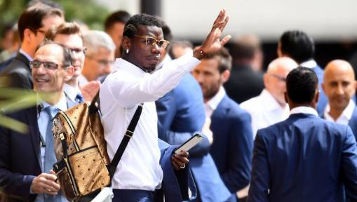 Manchester United 'Confident' of Landing Paul Pogba After Agreeing Enormous Agent Bonus