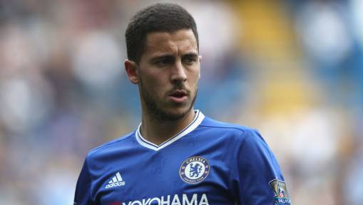 Eden Hazard Vows to Return to Player of the Year Form After 'Very Bad' Season
