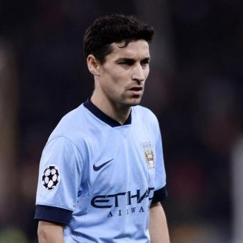 MANCHESTER CITY - JESUS NAVAS might join SEVILLE back