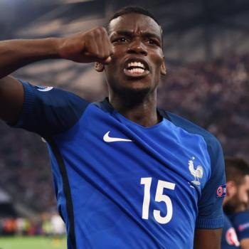 Everything is set up for POGBA's move to MAN UNITED