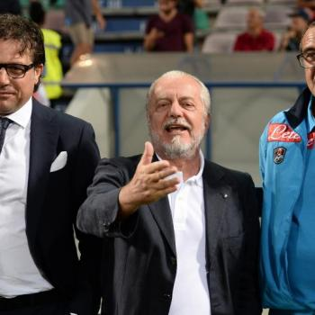 NAPOLI - De Laurentiis answers to Higuain: