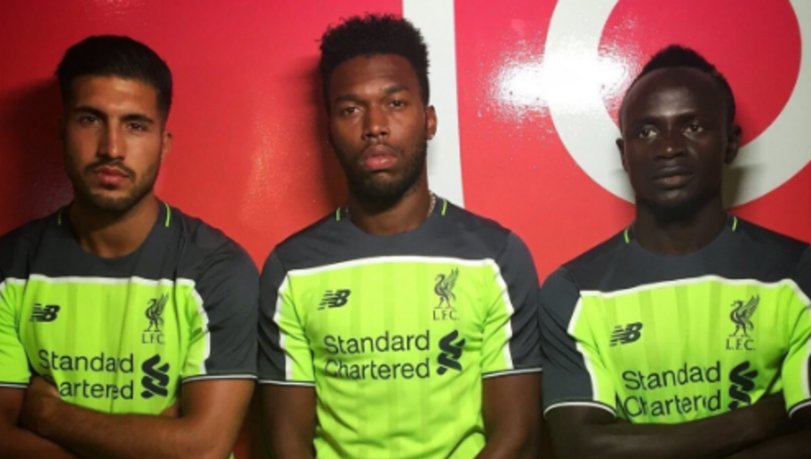 Liverpool Sink to Ridiculous Depths With Corny Message on Third 2016/17 Kit