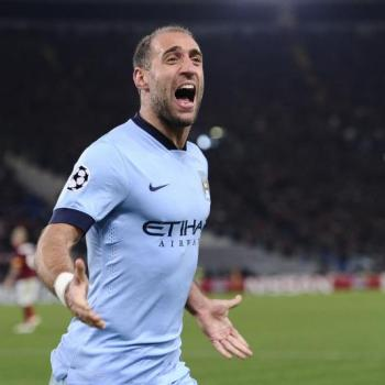 ROMA target Zabaleta but Guardiola wants to keep him at Man City