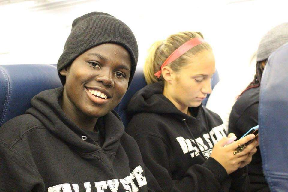 Ghana star Ernestina Abambila signs for Youngstown State