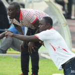 Kotoko assistant coach Godwin Ablordey brushes aside technical director talks