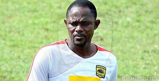Godwin Ablordey admits Hearts of Oak were tactically brilliant against Kotoko