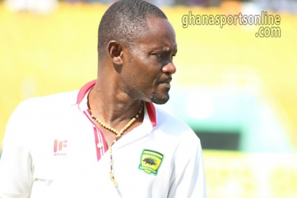 Godwin Ablordey not giving up on winning the Ghana Premier League this season
