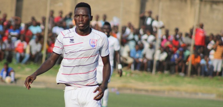 I want to become a free kick expert- Inter Allies ace Gockel Ahorkor