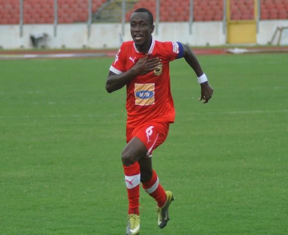 EXCLUSIVE: Asante Kotoko midfielder Michael Akuffu joins Ethiopian side Mekelle Ketema FC