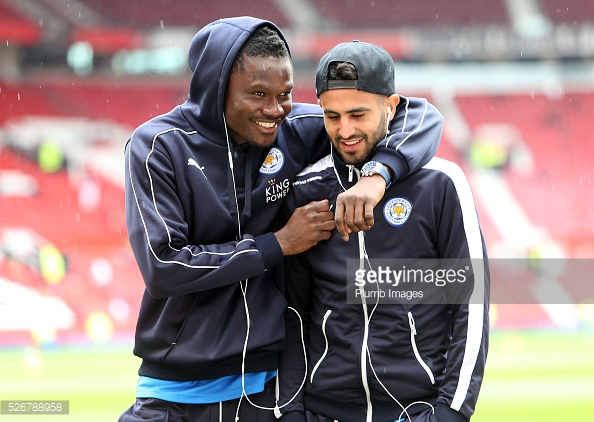 Daniel Amartey eyes monstrous season with Leicester City
