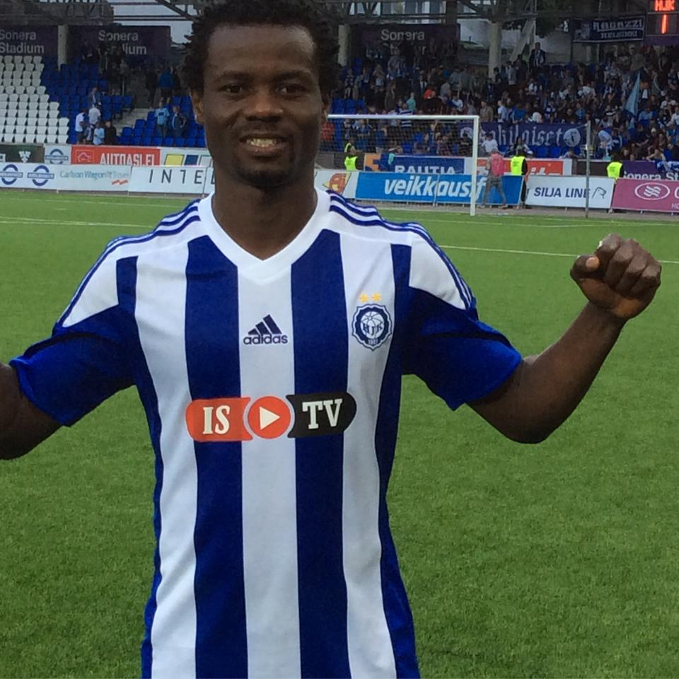 Europa League: Duo Anthony Annan and Richard Gadze influential in HJK away win